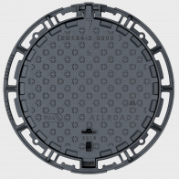 ALLROAD D400 MANHOLE COVER (HEAVY TRAFFIC)