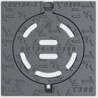 Junction box access cover T360 / T460